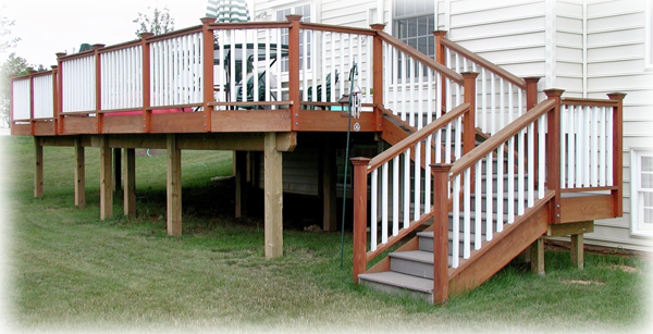 Chalfont PA Custom Deck Builder and General Contractor